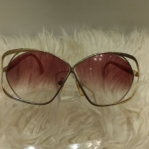 CHRISTIAN DIOR BUTTERFLY GLASSES